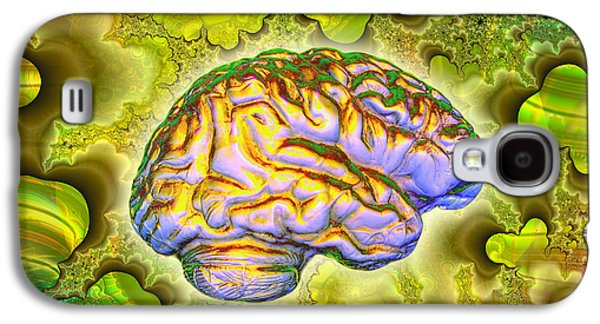The Brain Galaxy S4 Case