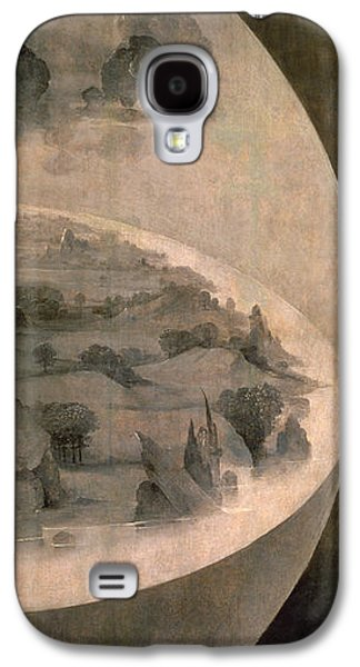 The Creation Of The World Galaxy S4 Case by Hieronymus Bosch