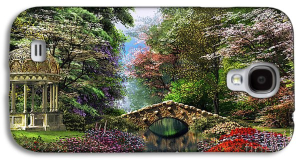 The Garden Of Peace Galaxy S4 Case