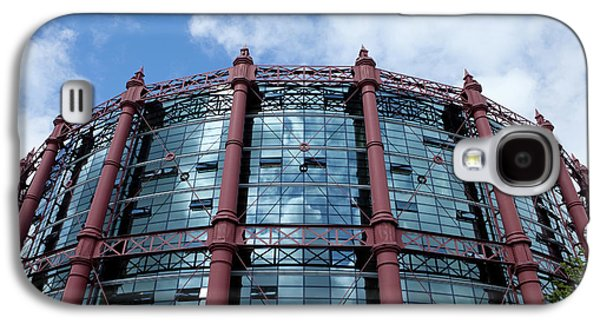 The Gasometer, Now Converted Galaxy S4 Case by Panoramic Images