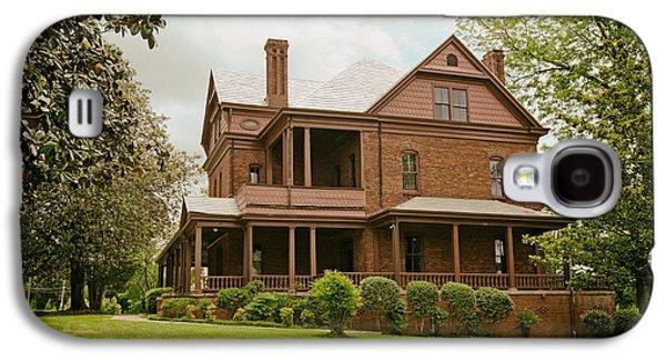 The Oaks - Home Of Booker T Washington Galaxy S4 Case by Mountain Dreams
