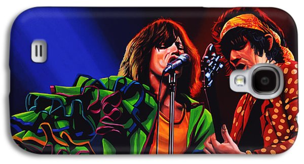 Rock And Roll Galaxy S4 Case - The Rolling Stones 2 by Paul Meijering