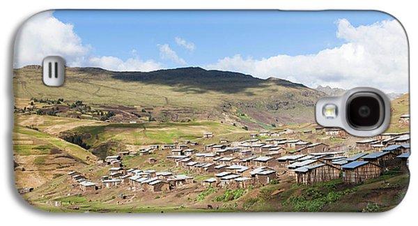 The Village Amiwalka Near Semien Galaxy S4 Case