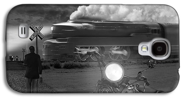 The Wait Galaxy S4 Case by Mike McGlothlen