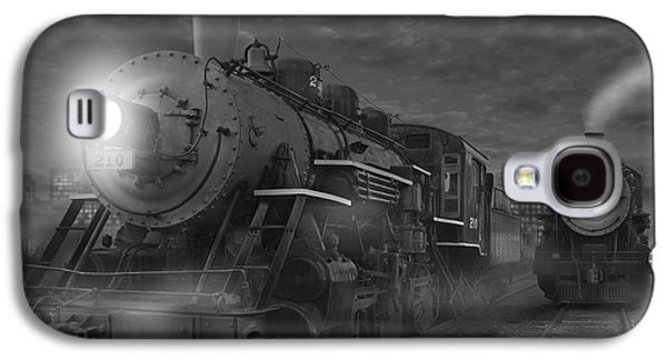 The Yard II Galaxy S4 Case by Mike McGlothlen