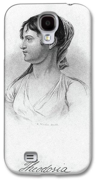 Theodosia Burr (1783-1813) Galaxy S4 Case by Granger