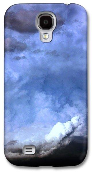 Nebraskasc Galaxy S4 Case - There Be A Storm A Brewin In Nebraska by NebraskaSC