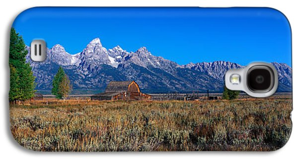 This Is Grand Teton National Park Galaxy S4 Case by Panoramic Images