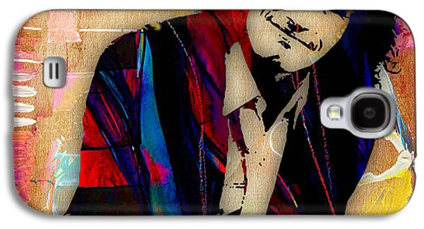 Tim Buckley Collection Galaxy S4 Case by Marvin Blaine