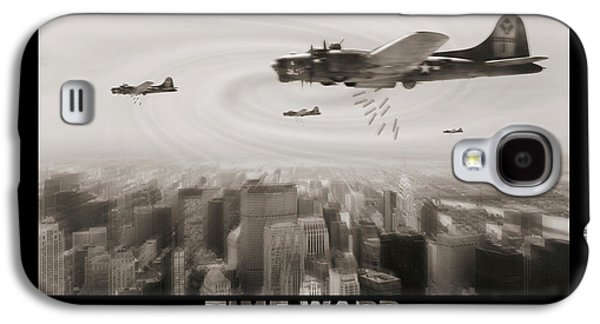 Time Warp Galaxy S4 Case by Mike McGlothlen