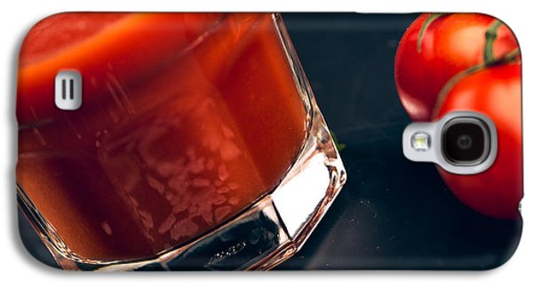 Tomato Juice Galaxy S4 Case by Nailia Schwarz