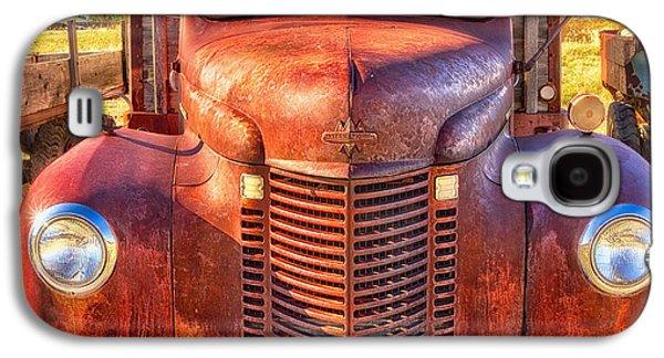 International Rust Galaxy S4 Case