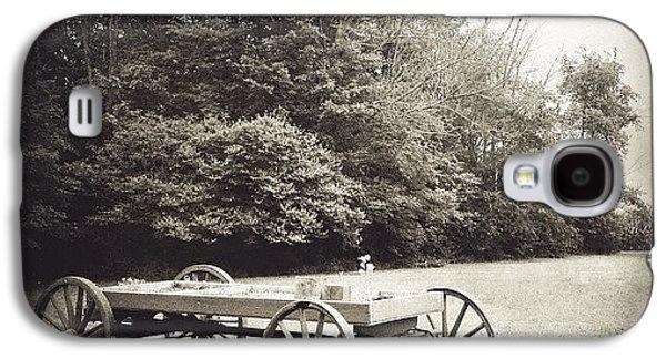 Ohio Galaxy S4 Case - Uncle Robert's Wagon by Natasha Marco