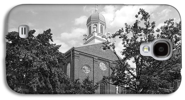 University Of Dayton Chapel Galaxy S4 Case by University Icons