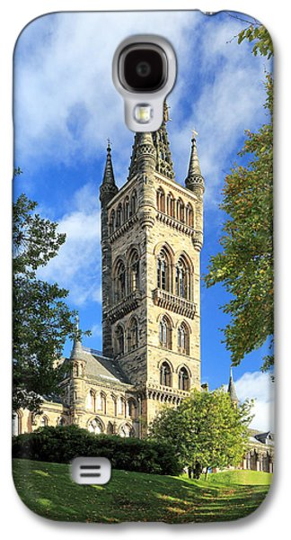 University Of Glasgow Galaxy S4 Case