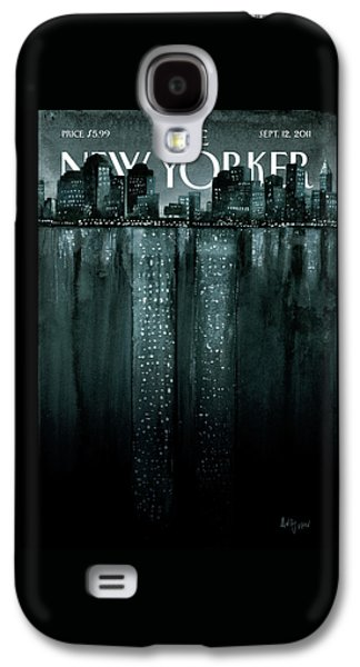 New Yorker September 12th, 2011 Galaxy S4 Case