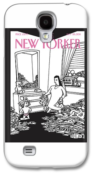 New Yorker September 26th, 2011 Galaxy S4 Case
