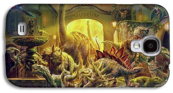 Magical Unicorn Forest Galaxy S4 Case by Jan Patrik Krasny
