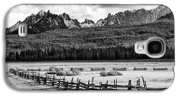Usa, Idaho, Sawtooth National Galaxy S4 Case by Jaynes Gallery