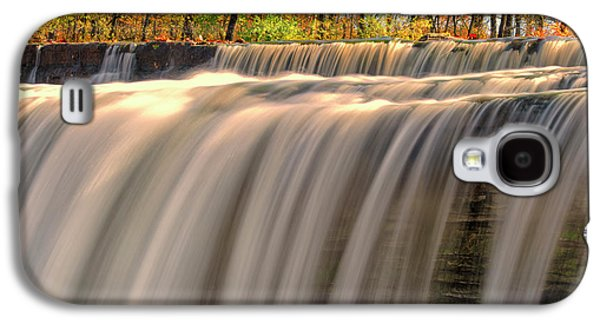 Usa, Indiana Cataract Falls State Galaxy S4 Case by Rona Schwarz