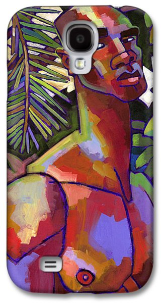 African Forest Galaxy S4 Case