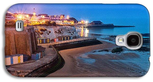 Viking Bay Broadstairs Galaxy S4 Case by Ian Hufton