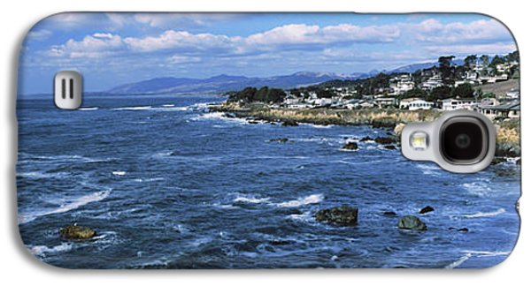 Village At The Waterfront, Cambria, San Galaxy S4 Case