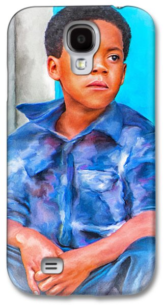 Waiting Galaxy S4 Case by Brenda Bryant
