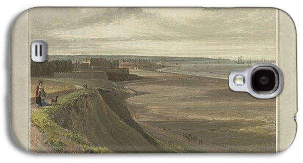 Walmer Castle Galaxy S4 Case by British Library