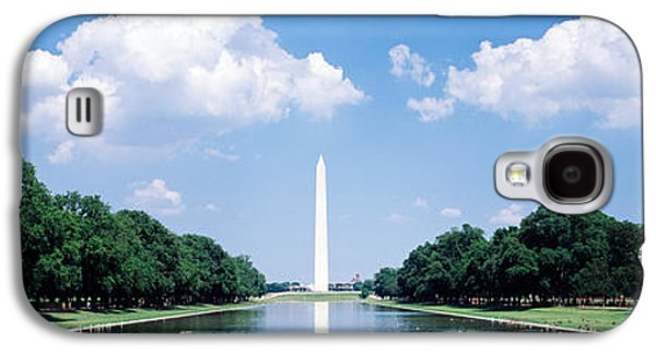 Washington Monument Washington Dc Galaxy S4 Case by Panoramic Images