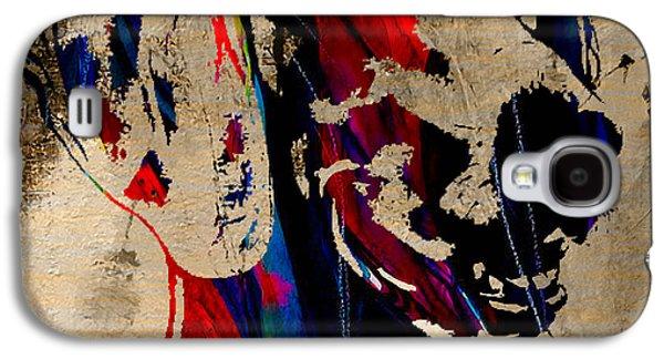 Weimaraner Galaxy S4 Case by Marvin Blaine