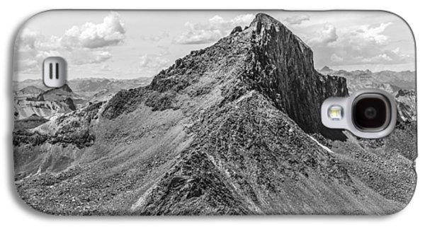 Wetterhorn Peak Galaxy S4 Case by Aaron Spong