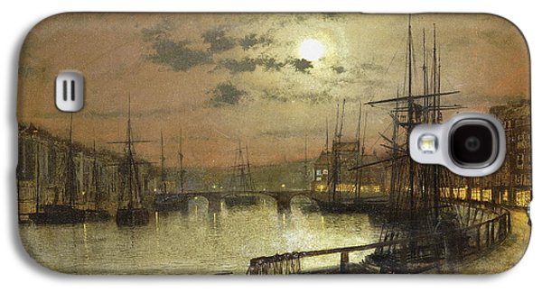 Whitby Galaxy S4 Case