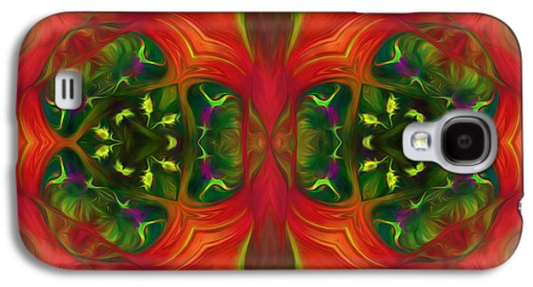 Wild Imaginings Galaxy S4 Case by Georgiana Romanovna