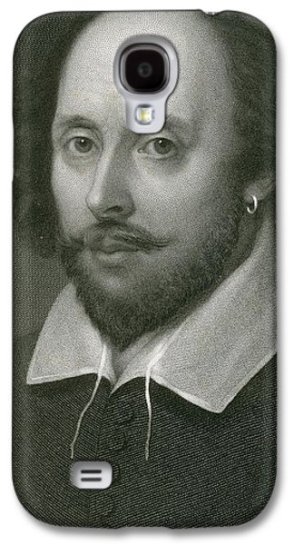 William Shakespeare Galaxy S4 Case by English School