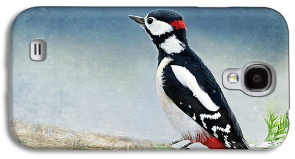 Woodpecker Galaxy S4 Case