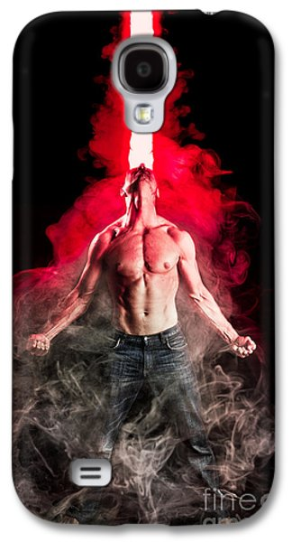 X-men Cyclops  Galaxy S4 Case by Jt PhotoDesign