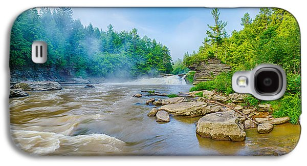 Swallow Galaxy S4 Case - Youghiogheny River A Wild And Scenic by Panoramic Images