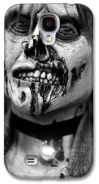 zombie face Carnen Galaxy S4 Case