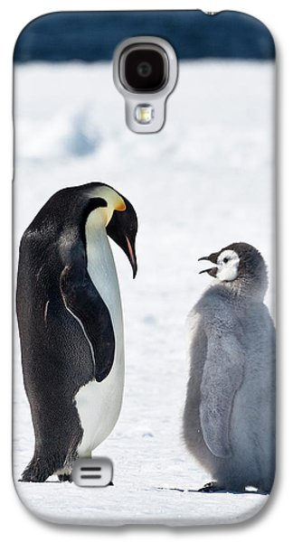 Cape Washington, Antarctica Galaxy S4 Case by Janet Muir