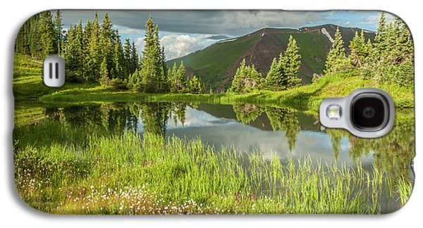 Usa, Colorado, Gunnison National Forest Galaxy S4 Case by Jaynes Gallery