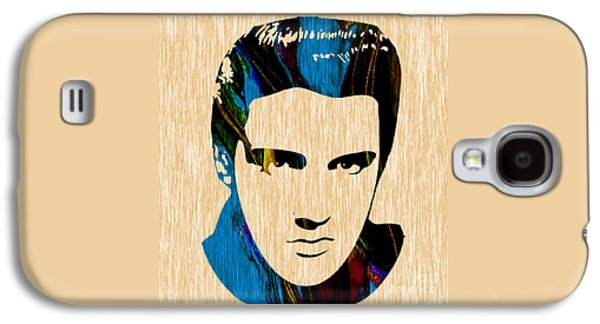 Elvis Presley Galaxy S4 Case