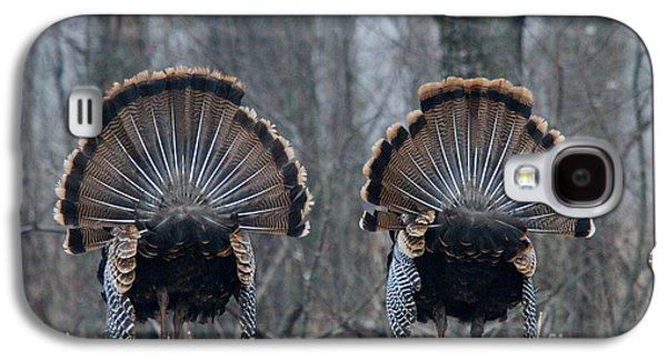 Jake Eastern Wild Turkeys Galaxy S4 Case