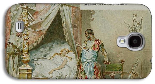 Othello. The Moor Of Venice Galaxy S4 Case