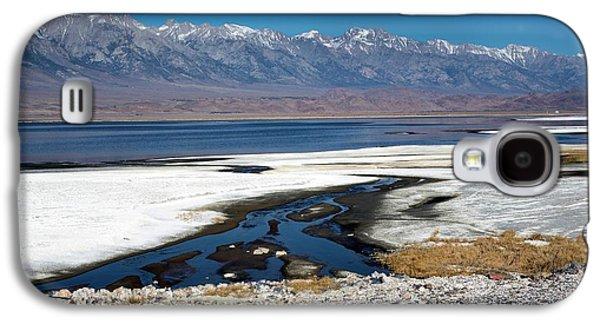 Owens Lake Galaxy S4 Case by Jim West