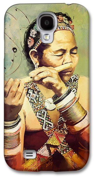 South Asian Art  Galaxy S4 Case by Corporate Art Task Force