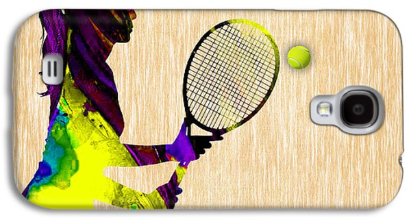 Tennis Galaxy S4 Case