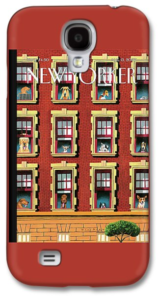 New Yorker August 13th, 2007 Galaxy S4 Case