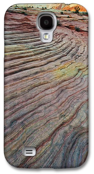 Usa, Utah, Zion National Park Galaxy S4 Case by Jaynes Gallery