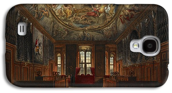Windsor Castle Galaxy S4 Case by British Library